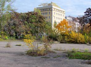 Blick zur Grünewaldstraße