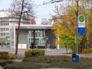 S-Bahn-Station Leuschnerplatz
