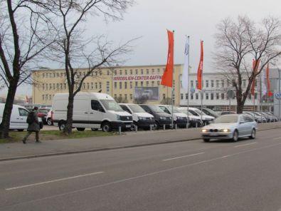 Ehem. MEGU-Gelände an der Merseburger Straße