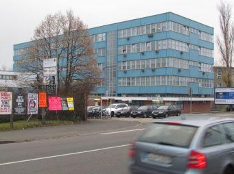 Gießerei an der Merseburger Straße (ehem. MEGU-Gelände)