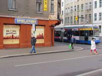 Bischofstraße / Ecke Georg-Schwarz-Straße