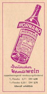 Hornano von Wilhelm Horn
