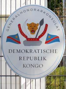 Konsulat der Demokratischen Republik Kongo