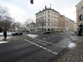 Schönefelder / Ecke Delitzscher Straße