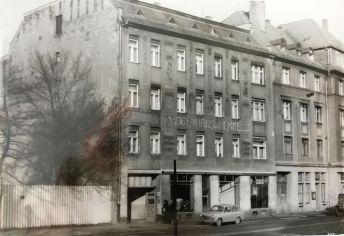 Drogenhaus in der Rödelstraße, 1980er Jahre