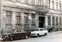 Dr. Schustersche Lehranstalt Ende der 1980er (Foto: Norbert Lotz)