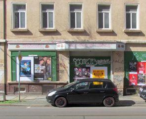 Ehem. Konditorei in der Hermann-Liebmann-Straße