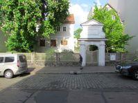Schillerhaus in der Menckestraße 42