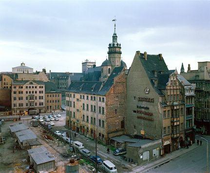 Deutrichs Hof im Jahr 1966 (Foto: Klaus Liebich)