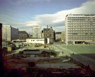 Blick zum Brühl 1966 (Foto: Klaus Liebich)