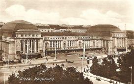 Hauptbahnhof 1929