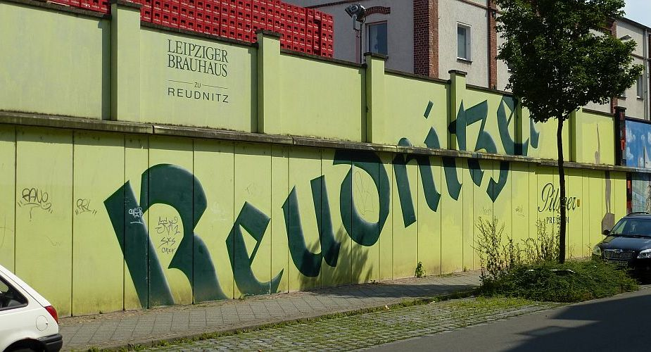 Flohmarkt in Reudnitz