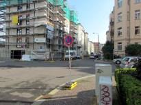 Herloßsohn-, Kreuzung Stallbaumstraße
