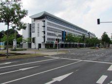 Neubau an der Prager Straße