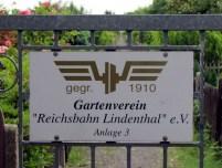 Gartenverein Reichsbahn Lindenthal
