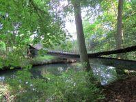 Kettenbrücke am Scherbelbergturm