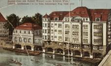 Bootsstation von Robert Wenzel (Archiv Norbert Lotz)