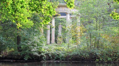Tempel im Abtnaundorfer Park