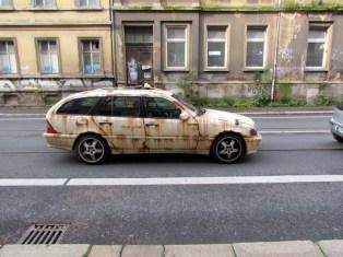 Fake-Taxi in der Pfaffendorfer Straße