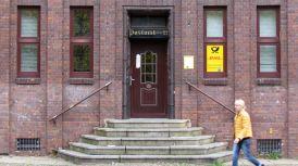 Gohliser Post (7022) in der Sasstraße