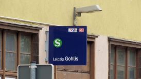Bahnhof Gohlis