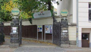 Glück & Friede in der Lützowstraße