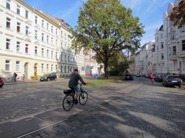 Alter Anger in der Menckestraße