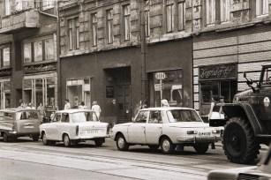 Bayrischer Hof in der Ernst-Thälmann-Straße (Foto: Harald Stein / wortblende)