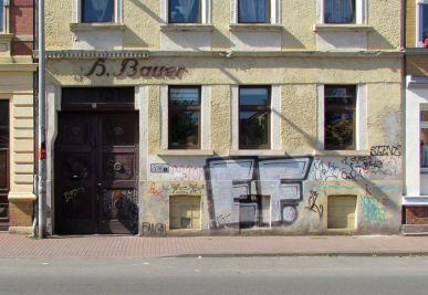 H. Bauer, Angerstraße, 2017