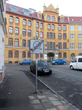 MLW in der Franz-Flemming-Straße