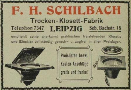 Aus dem Leipziger Adressbuch von 1905