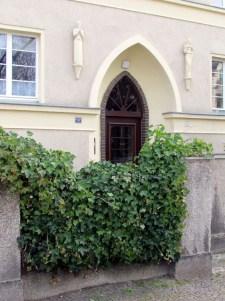 Detail in der Gräfestraße