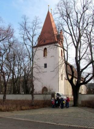 Eutritzscher Kirche