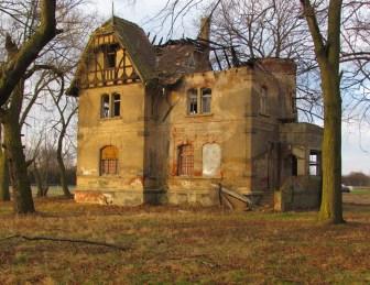 Alte Villa in der Gustav-Adolf-Allee
