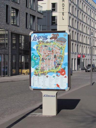 Leipzig am Sonntag
