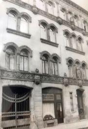 Schramms Hof in den 1980ern (Foto: Norbert Lotz)