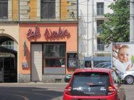In der Demmeringstraße gibt es ein Café Westen