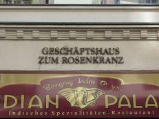 Geschätshaus zum Rosenkranz, Nikolaistraße