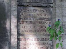 Bruno Ermisch, Brauerei-Besitzer