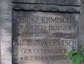 Auf Bruno Ermischs Spuren
