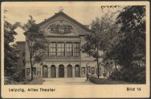 Altes Theater ...