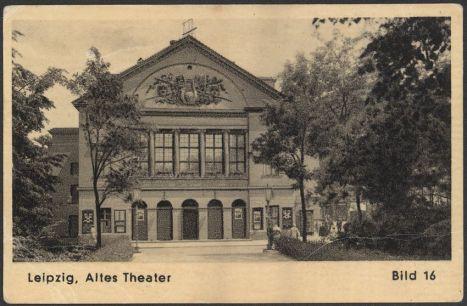 Altes Theater ...