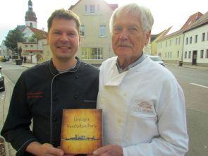 Ulli und Hubert Flemming mit ihrer neuen Spezialität