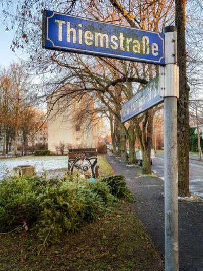 Thiem- / Ecke Václav-Neumann-Straße (Foto: Tilo)
