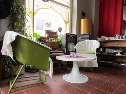 "Das Café ""Kaffee Schwarz"" im Juni 2012"