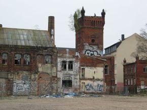 Maschinenfabrik Swiderski im April 2012