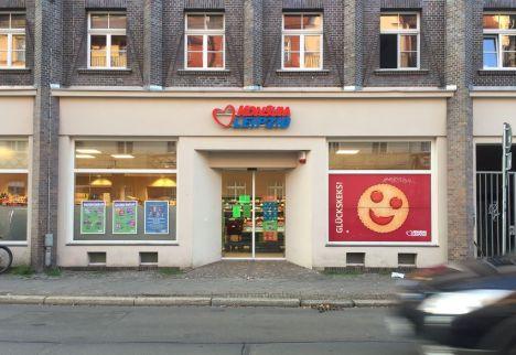 Konsum Ratzelstraße 2021