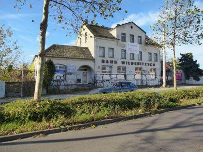 Haus Wiederitzsch im November 2013