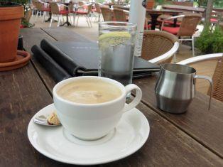 Kaffee im Kaiserbad