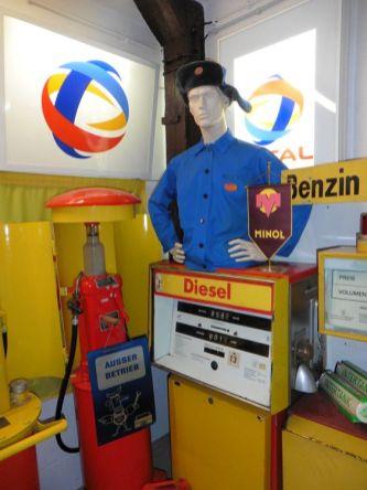 Tankstellenmuseum Borsdorf